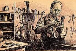 Harry Stoutenburgh (Violin Maker)