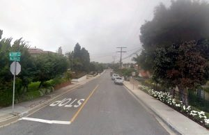 Hill Lane, Rodondo Beach, California