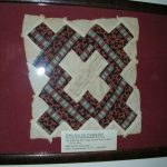 Quilt Exhibit Among the Museum Collection