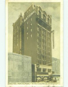 National Hotel, New York (1940s)