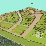 New Amsterdam - Castello Plan