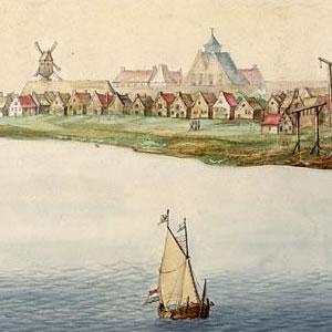 Nieuw Amsterdam: The Dutch In America