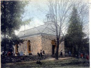 Old Dutch Church, Sleepy Hollow, New York