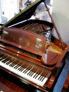 Steinway - Tiffany design model B