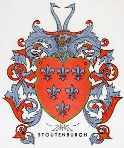 Stoutenburgh Family Crest