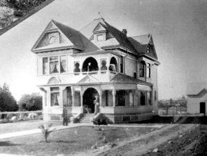 John B. Stoutenburgh Home (1979)