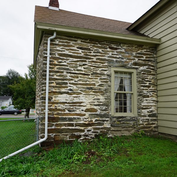 William Stoutenburgh Historic Homesite Side View