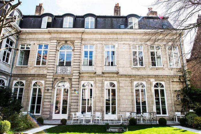 Stout Verlichting Project Hotel Frankrijk sfeerfoto