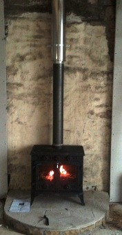 Fitting Wood Burning Stoves In A Conservatory Installing