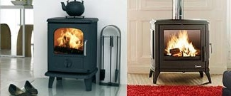 Eco Friendly Stoves Ireland Pellet All Star Heating