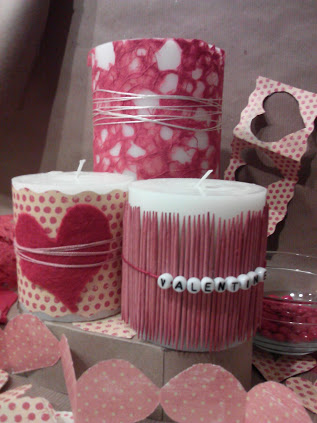 cheap Valentine decorating ideas