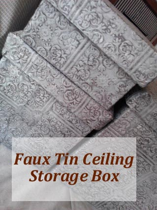 Faux-Tin-Ceiling-Storage-Box