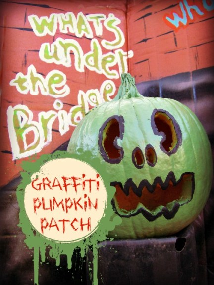 Teen Project - Graffitti Pumpkin Patch-StowandTellU