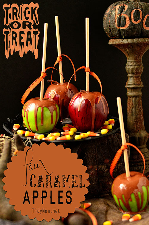 Faux-Caramel-Apples-at-TidyMom
