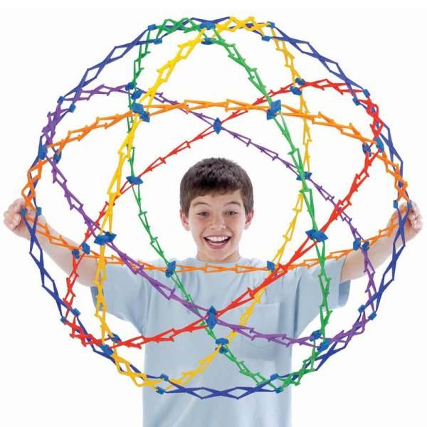 sphere grows hoberman