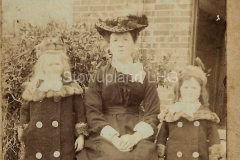 Mother and 2 daughters
