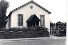 Exterior of Stowupland-chapel-