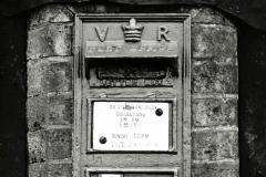 photo of a post box