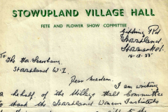 1955-donation-to-the-village-hall