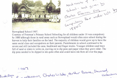 phamphlet image of school 1900's1900