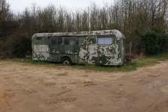 photo of old bus