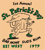 First Annual St. Patrick's Day Bar Stroll (Bar None Suds Run)
