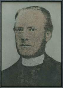 Fr. Eugene Kenney, Pastor 1869-1879