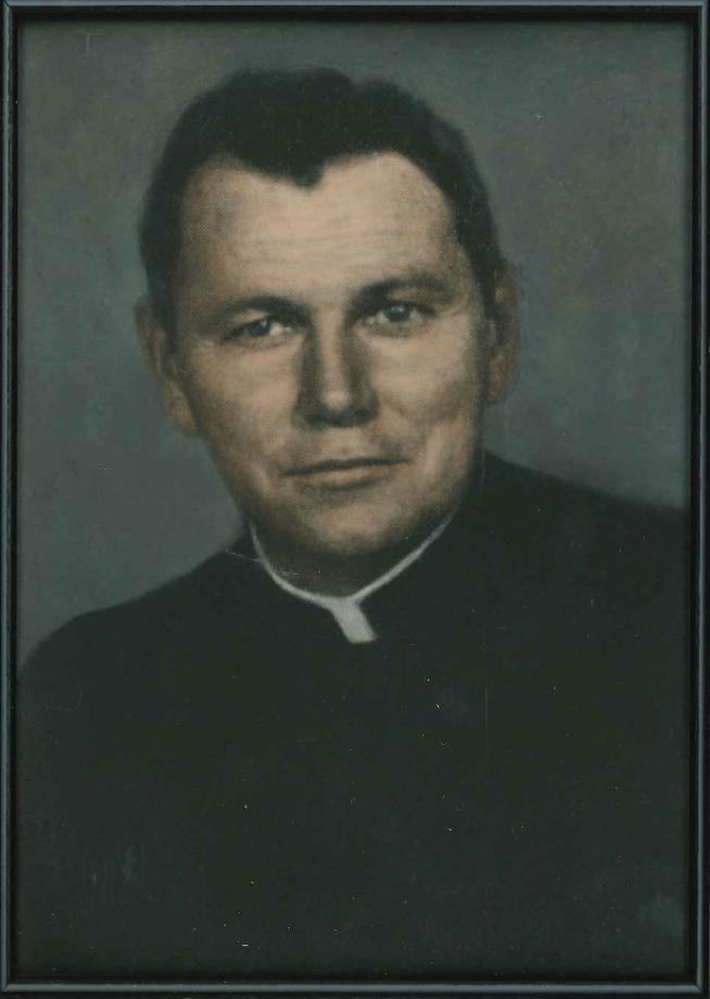 MSGR. Emmett Summers, Pastor 1965-1969