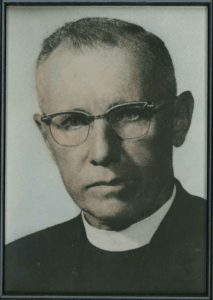 Fr. Patrick O'Shea, Pastor 1964-1965