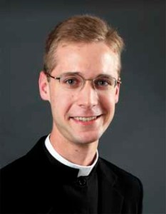 Fr. Evan Harkins ✝