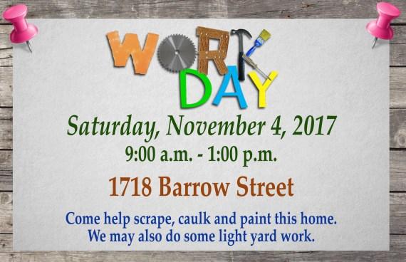 St. Paul Work Day