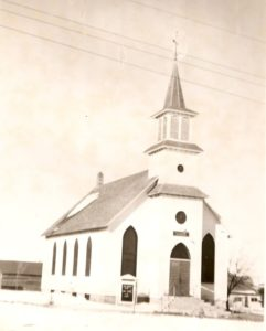 St. Paul's in the late 1940's