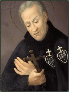 St. Paul of the Cross Bevel Web