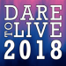 "Image used for St Paul's church theme of 2018 ""Dare to Live"" for our morning service and evening service."