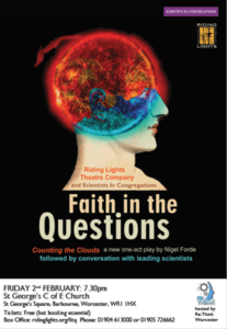 Faith in the Questions at St Georges C of E church