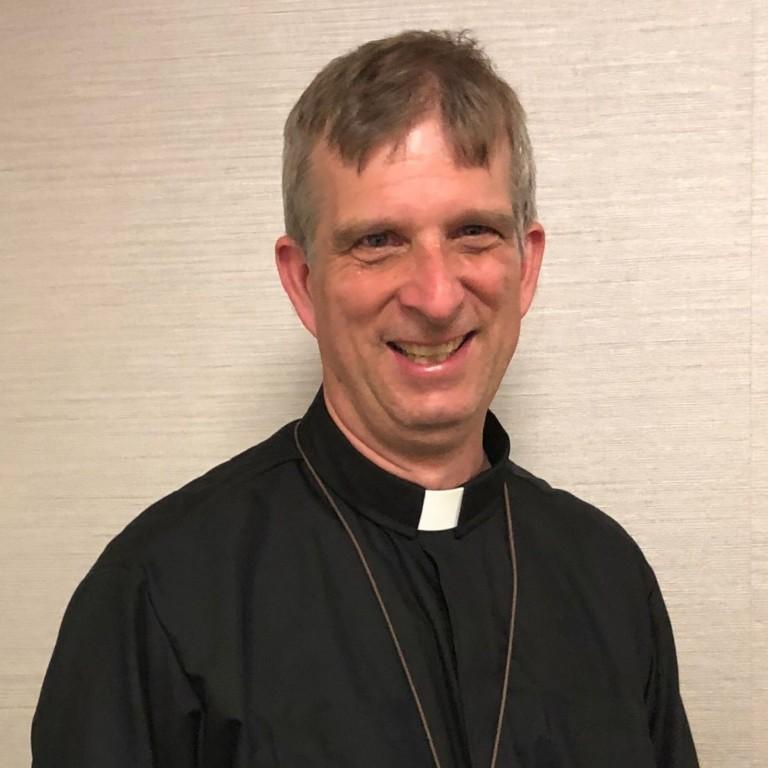 The Rev. Michael Tutton : Associate Priest