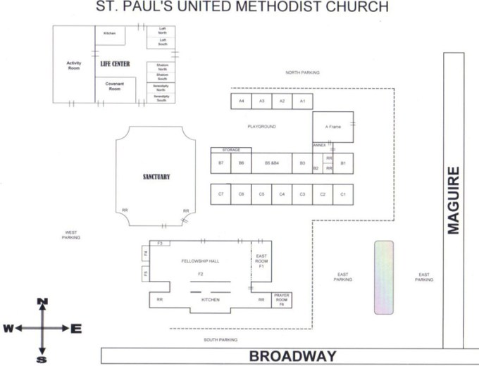 st-pauls-campus-map