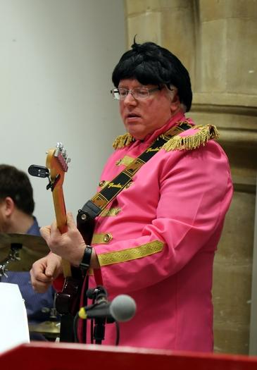 Sgt Pepper!