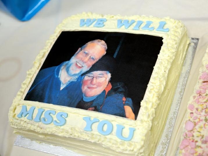 A special cake..