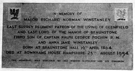 Last of the Winstanleys
