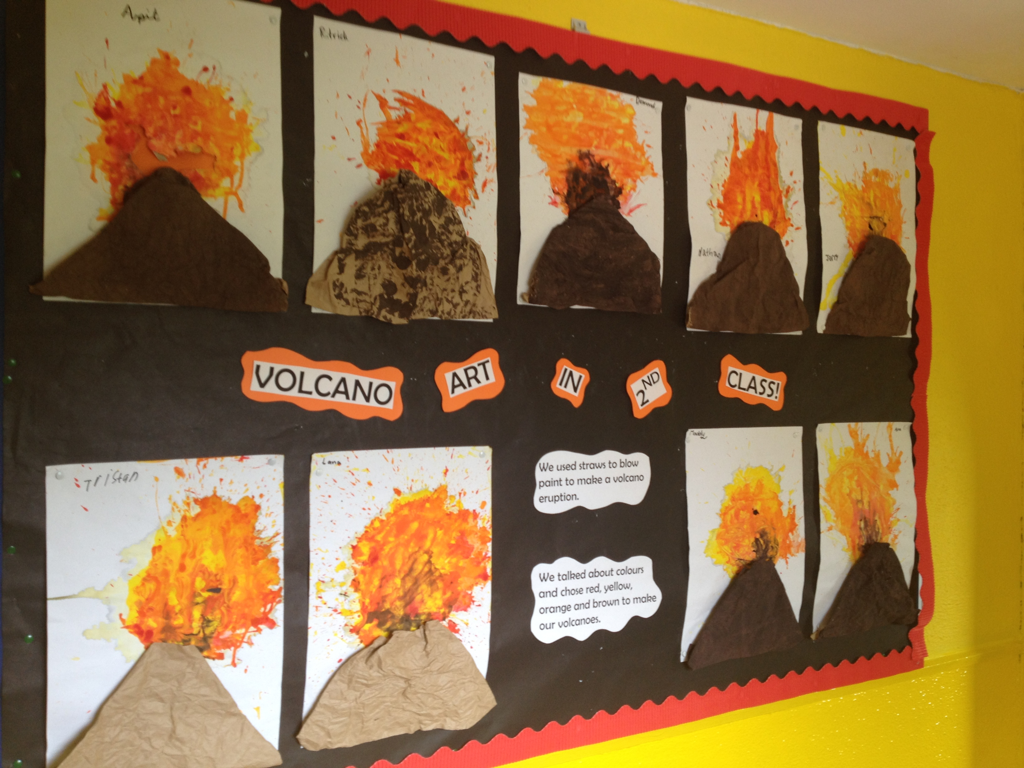 Primary Homework Help Volcanoes Earthquakes