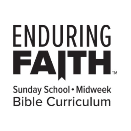 Enduring Faith Logo