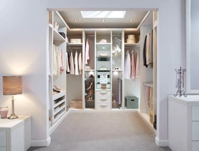 Walk in Wardrobes and Dressing Rooms | Stylish Living | Strachan