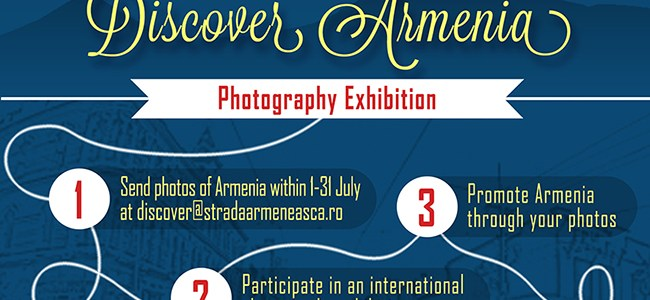 Discover Armenia – Photography Exhibition