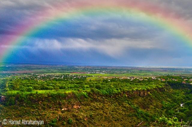 © Harout Abrahamyan (Yerevan, Armenia). Aghtsk village.
