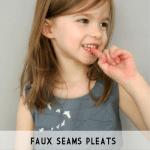 faux seams