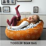 toddler bean bag