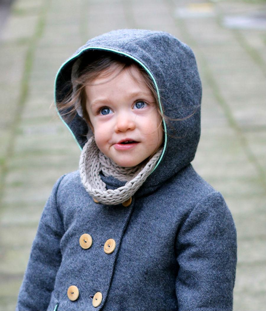 Berlin Winter coat (English)