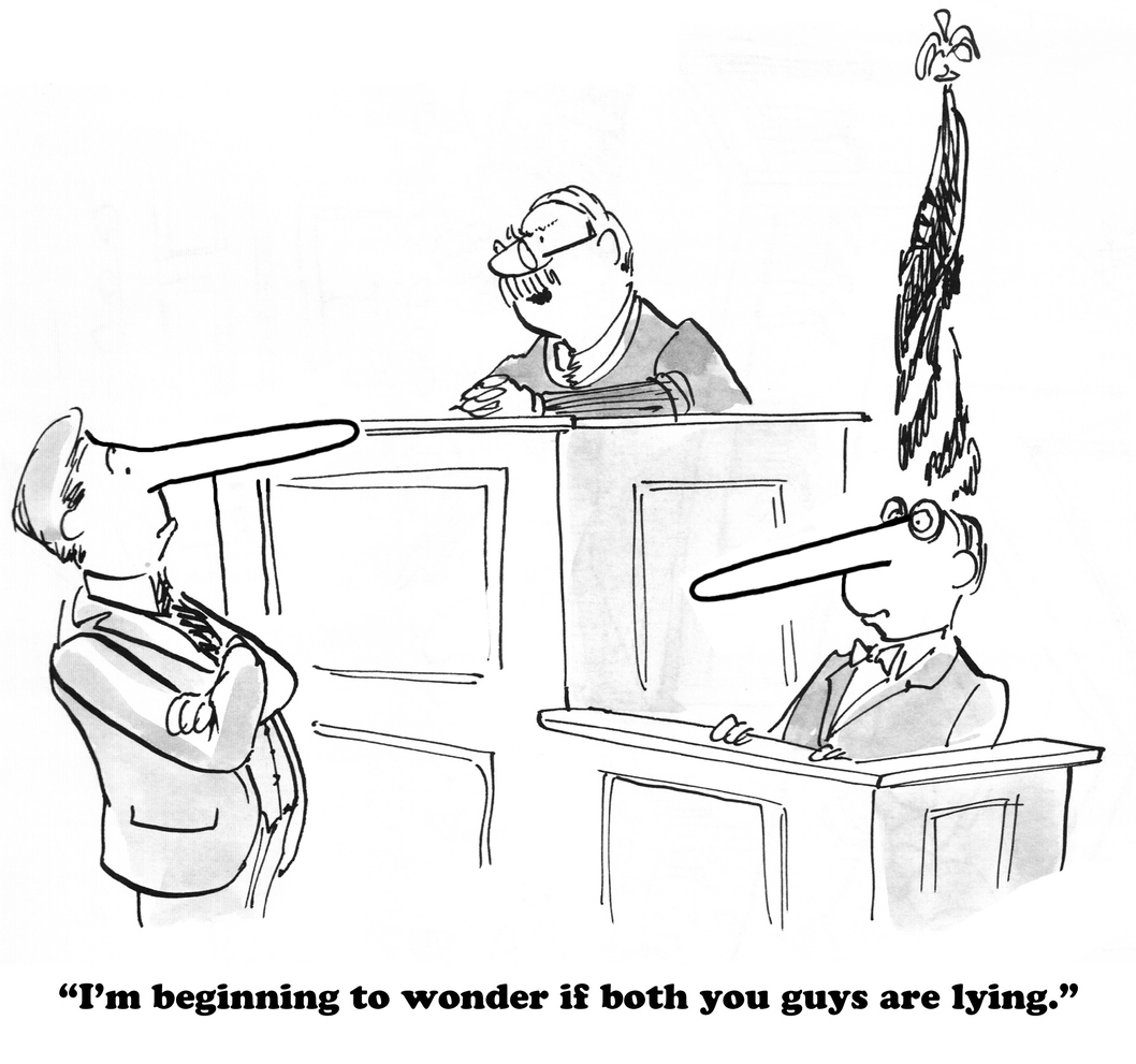 Reasonable Doubt Credibility In Court And Your Behaviour