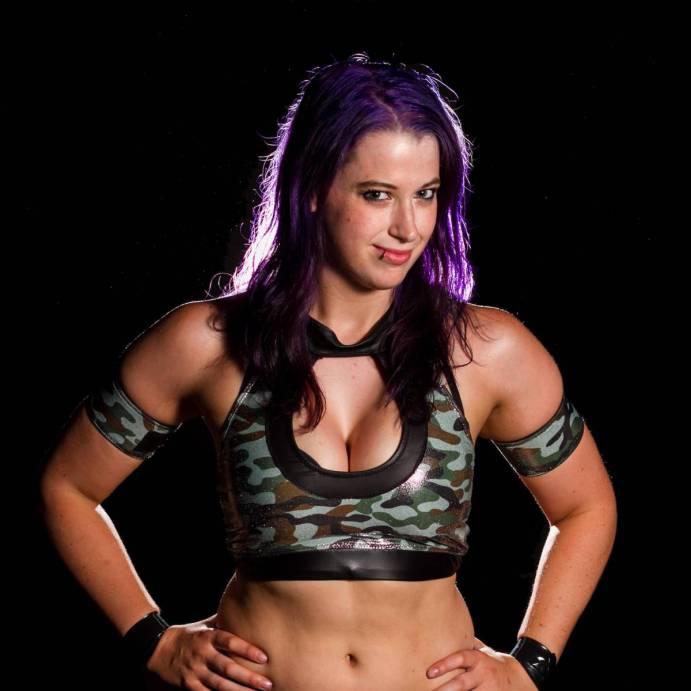 Nicole Matthews, Canadian wrestler